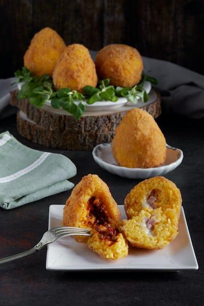 Arancini Italian Food