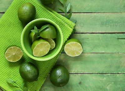 Fresh Organic Lime