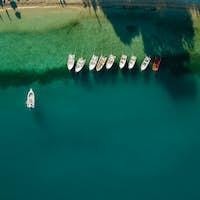 Tied Boats