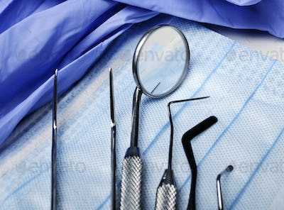 dentist's instruments