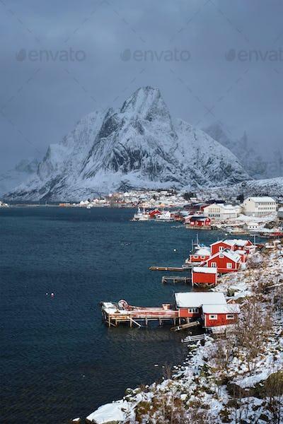 Reine fishing village, Norway