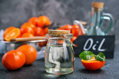tangerine oil
