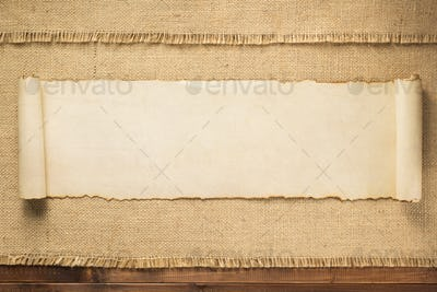burlap hessian sacking backdrop