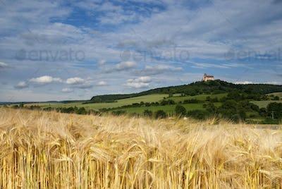 The German castle Ronneburg