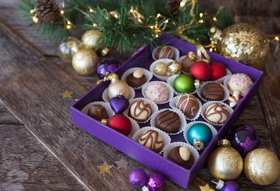Chocolates for Christmas