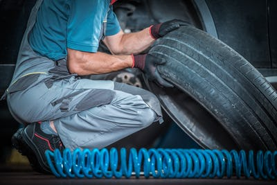 Replacing Old Vehicle Tires
