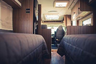 Traveling in the Camper Van