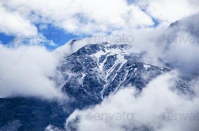 Mountains at Georgia