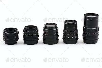 Old lenses