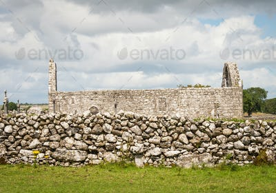 Killursa Church in Ireland