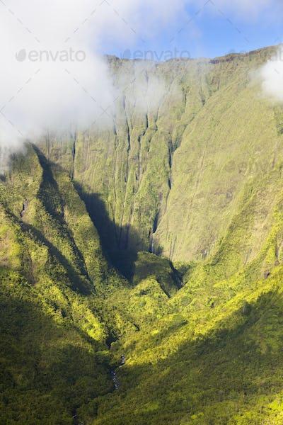 Blue Hole, Kauai, Hawaii