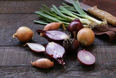 Natural Organic Onions