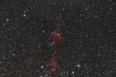 LBN 701 Nebula