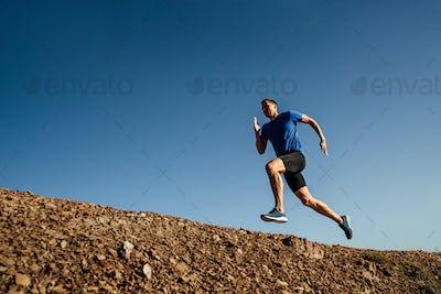 dynamic running uphill
