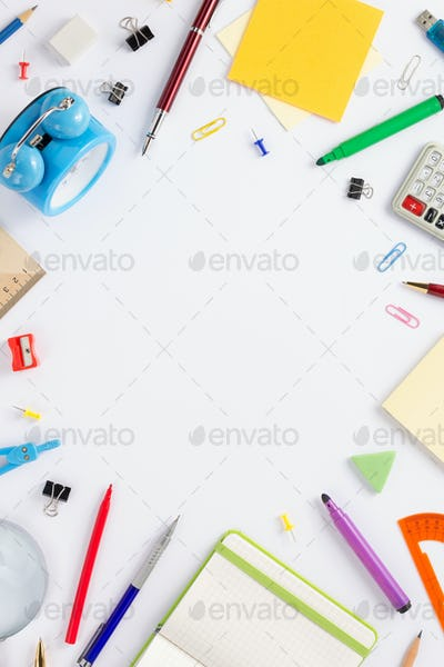 school accessories and office supplies