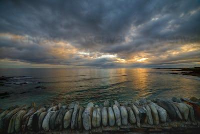 Dawn over the Cantabrian Sea