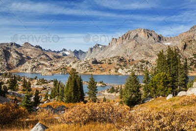 Wind river range