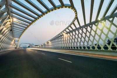 bridge pavement