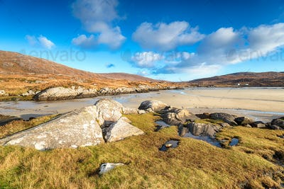 Luskentyre in the Western Isles