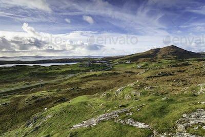 Rodel in the Western Isles