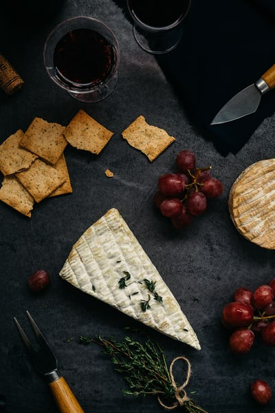 Christmas Cheese Feast