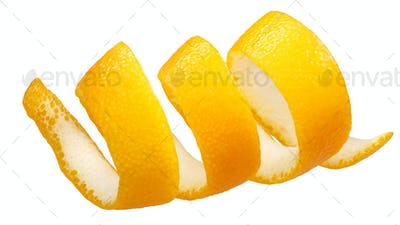 Twisted orange peel, paths