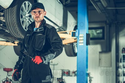 Professional Car Mechanic