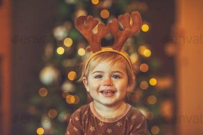 Happy celebrating Christmas
