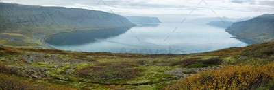 Westfjords of Iceland