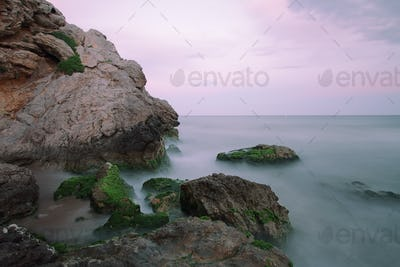 Garraf seascape