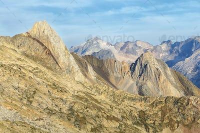 Hiking Aneto Peak (highest in Pyrenees) in Huesca, Spain