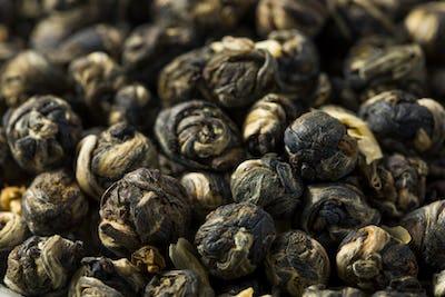 Dried Organic Jasmine Pearl Tea