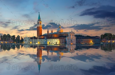 Landmarks of Venice