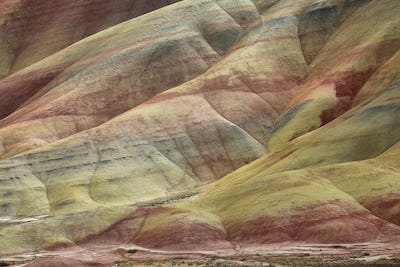 Painted Hills National Monument, USA