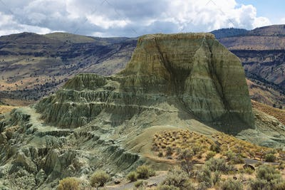 Sheep Rock Unit, John Day Fossil Beds, Oregon