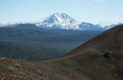 Lassen Peak, Lassen Volcanic National Park, California