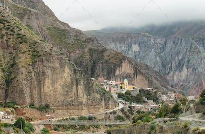 Views of Iruya village