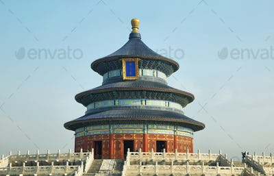 Temple of Heaven, Beinig, China