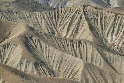 """View of desert from """"Pucara de Copaquilla"""""""