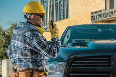 Construction Supervisor Call