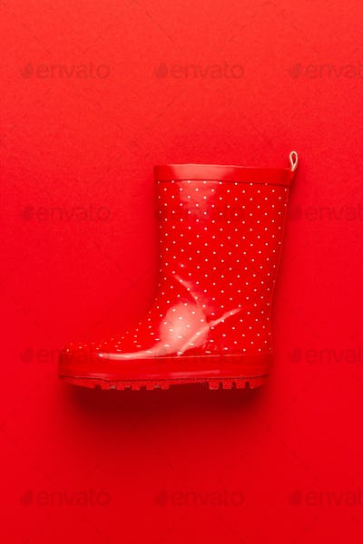Photo of Red Gumboot