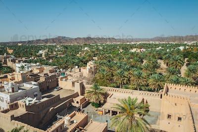 Nizwa fort in Oman