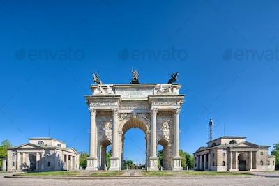 Arco della pace - Milan