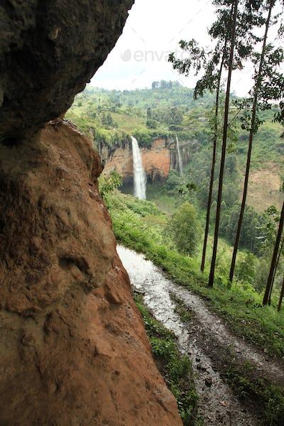 Sipi Falls - Uganda, Africa