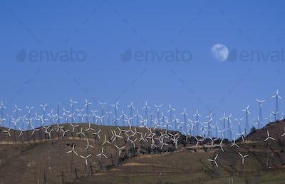 Wind Farms Power Generation