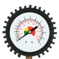 Pressure meter (isolated)