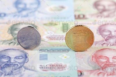 Vietnamese coins
