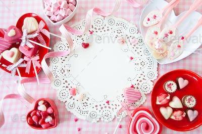 Happy Valentines sweets