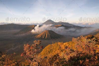 Volcanoes of Bromo National Park