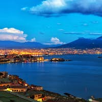 Naples by Night